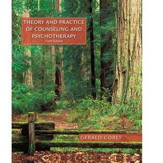 Theory and Practice of Counseling and Psychotherapy 10th edition