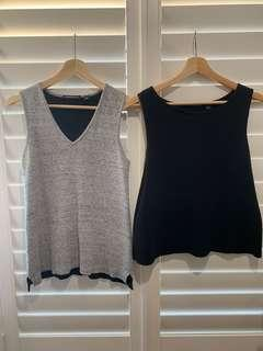 Country Road Tops x3