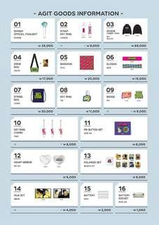 The Agit Keyland Official Goods