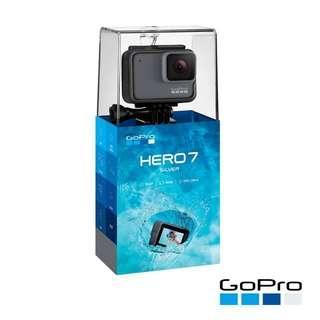 GoPro HERO7 Silver(NEW)Last price-不2價in Tiapei