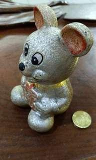 Vintage coin mouse