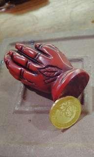 Vintage craving hands