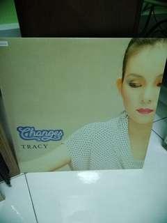 Tracy Huang. 黄露仪。黑胶唱片