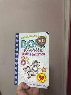 Dork Diaries book 4 skating sensation