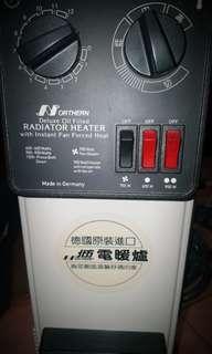 北方電暖爐