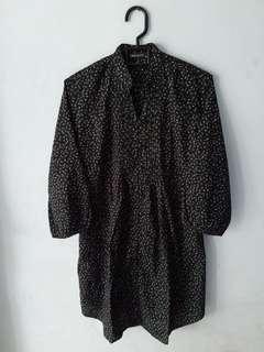 Atasan Tunik Midi Dress Simplicity