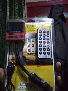 Car FM Transmiter Mp3 Player