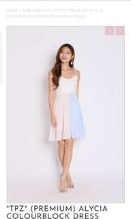 2b6f884e66e Topazette Ally s Off Shiulder Ruffles Dress in Dusty Pink