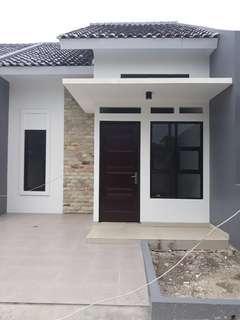Dijual rumah ready stok dengan lokasi strategis diKukusan, Beji, Kota Depok