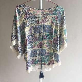 Blouse boho rumbay