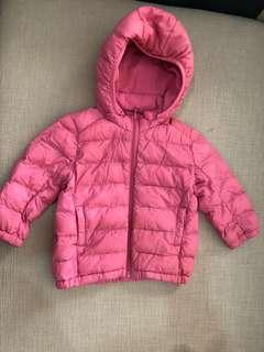 Baby Winter Jacket Uniqlo
