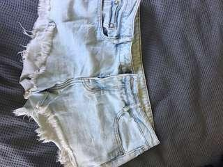 Denim shorts from cotton on