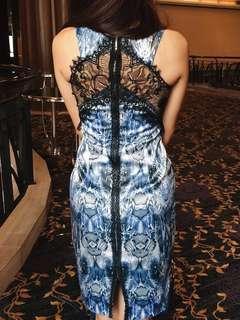 Dressing Paula Blue Dress