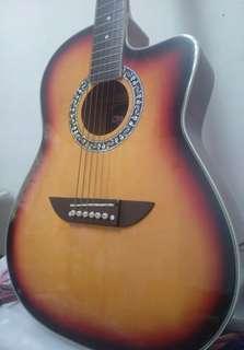 KingRosa Acoustic Guitar
