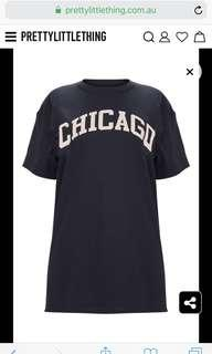 Pretty Little Thing CHICAGO T-Shirt