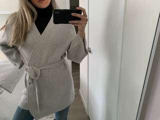 ARITZIA Wilfred Free Wrap Sweater