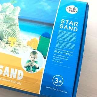 Toys Star Sand