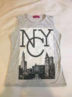 Nyc top size M-L