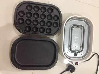 Electric Takoyaki Maker