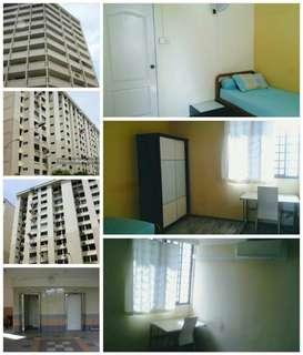 Looking For 1 Male Malaysian Brunei Indonesian Filipino Chinese Tenant Non Smoker For HDB 4 Room Flat Rent Rental Aircon Common Room At Ubi MRT Ave Avenue 1 SG S'pore Singapore