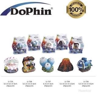Aquarium Resin Ornaments deco