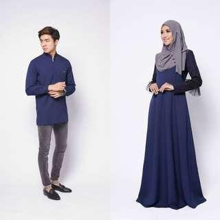 KURTA & JUBBAH baju dress abaya abayahchanelle jubbah jubbah labuh couple nikah tunag