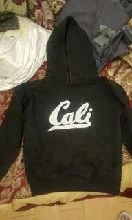 Cali hoodie black