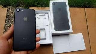 IPHONE 7 32GB BLACK legit fu