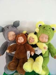Sleeping toy hug toy for baby