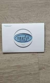 TORAY Toraysee 專業鏡頭清潔抺布 microscopic fabric lens cleaner