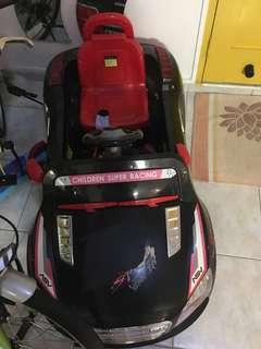 New yr sale - Battery powered car that your child can drive in