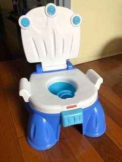 Fisher Price Kids Potty Toilet