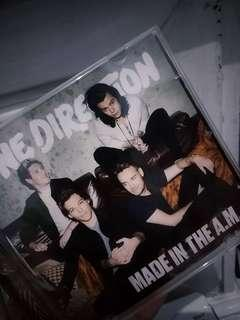 One Direction Made in the A.M