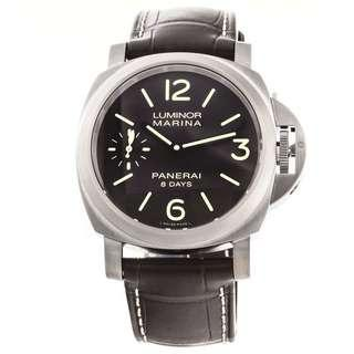 Panerai Pam564 8-days Titanium Manual Wind