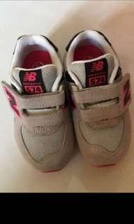 New balance 波鞋 12.5cm