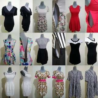 KOREAN DRESSES BATCH 1