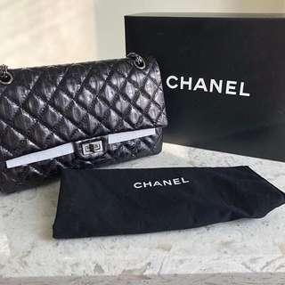 Authentic Chanel Reissue 255