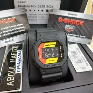 G-shock gshock x the hundreds