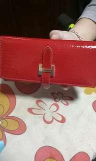 Women's Red purse#CNYRED
