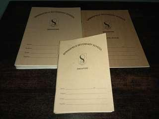 Springfield Secondary Exercise A4 and A5 and Graph Books