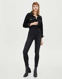 PULL AND BEAR SKINNY JEANS