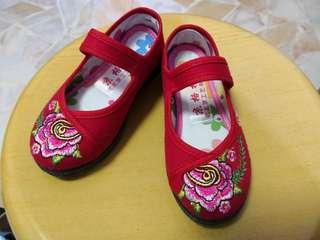CNY Embroidered Shoe