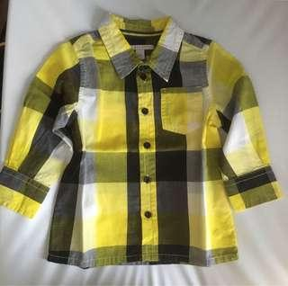 Esprit Baby Boy Long Sleeves Shirt