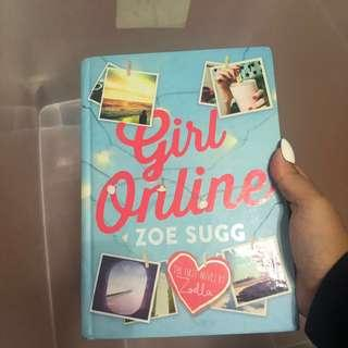Girl online - Zoella limited edition hardcover book