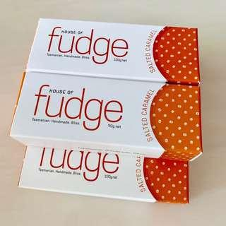 House of Fudge from Tasmania (Salted Caramel)