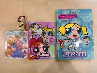 Powerpuff girls Notebooks