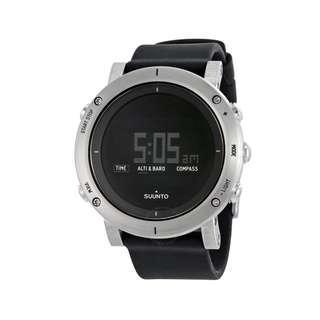 Suunto Core Brushed Steel Outdoor Watch SS020339000