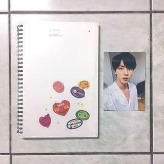 BTS 2019 SEASON'S GREETINGS DIARY