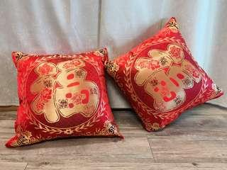 Chinese New year pillow