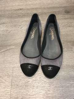 Preloved Chanel Authentic Ballerina Flats 39